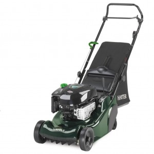 The Harrier 41 is one of our most popular models. Small and powerful, this manoeuvrable petrol powered lawnmower is a joy to use in a small to medium garden. Precision cutting and classic stripes can be achieved with ease. A choice of models are available, each providing many exciting features to give you real assistance in the garden.