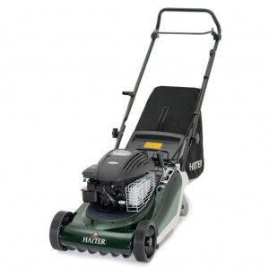 The Spirit 41 petrol rear roller lawnmower has a fresh design and appearance are both manoeuvrable and lightweight. Their revolutionary design introduces an aluminium skeleton chassis into the construction with tough ABS polymer covers and underdeck. This adds robustness and continues the Hayter tradition of producing tough, durable machines.